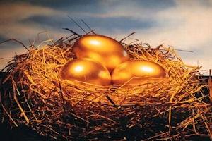 gouden eieren